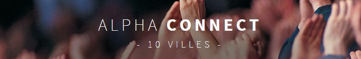 bannière Alpha Connect